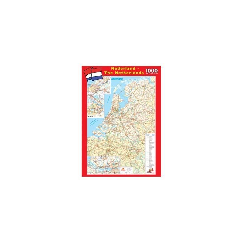 Roadmap Nederland (1000)