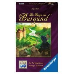 Die Burgen von Burgund Kaartspel