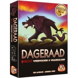 1 Nacht Weerwolven & Waaghalzen uitbreiding Dageraad