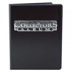 9-Pocket Portfolio: Collector's Album Black