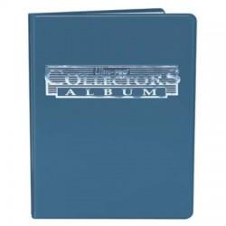 9-Pocket Portfolio: Collector's Album Blue